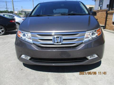 2013 Honda Odyssey for sale at Atlantic Motors in Chamblee GA