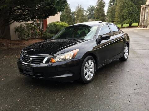 2008 Honda Accord for sale at First Union Auto in Seattle WA