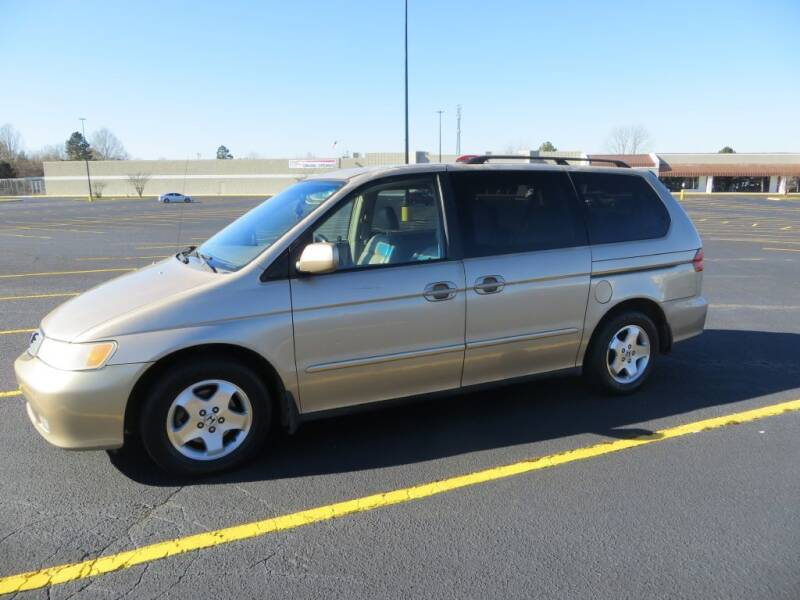 2001 Honda Odyssey for sale at Freedom Automotive Sales in Union SC