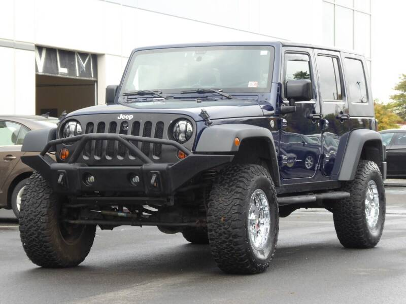 2013 Jeep Wrangler Unlimited for sale at Loudoun Motor Cars in Chantilly VA