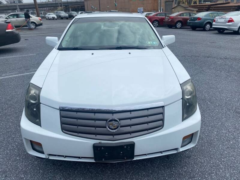 2004 Cadillac CTS for sale at YASSE'S AUTO SALES in Steelton PA