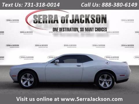 2019 Dodge Challenger for sale at Serra Of Jackson in Jackson TN