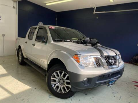 2014 Nissan Frontier for sale at The Car House of Garfield in Garfield NJ