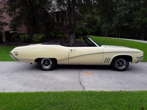 1969 Buick Skylark for sale at Classic Car Deals in Cadillac MI