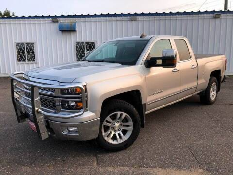 2015 Chevrolet Silverado 1500 for sale at STATELINE CHEVROLET BUICK GMC in Iron River MI