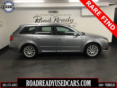2008 Audi A4 for sale at Road Ready Used Cars in Ansonia CT