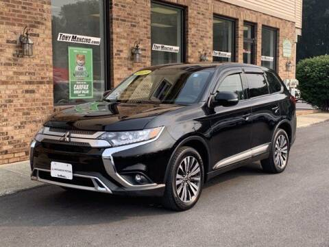 2019 Mitsubishi Outlander for sale at The King of Credit in Clifton Park NY