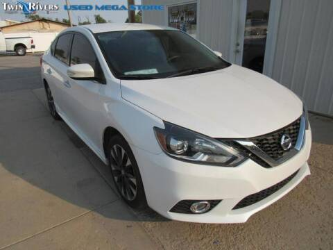 2017 Nissan Sentra for sale at TWIN RIVERS CHRYSLER JEEP DODGE RAM in Beatrice NE