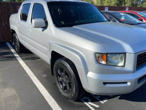 2007 Honda Ridgeline for sale at Coast Auto Motors in Newport Beach CA
