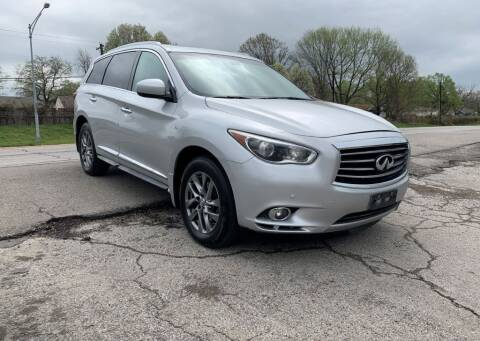 2015 Infiniti QX60 for sale at InstaCar LLC in Independence MO