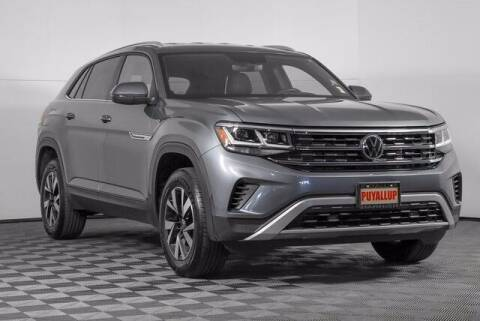 2020 Volkswagen Atlas Cross Sport for sale at Washington Auto Credit in Puyallup WA