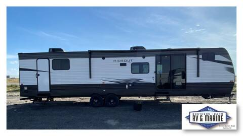 2021 Keystone HIDEOUT 38BHDS for sale at SOUTHERN IDAHO RV AND MARINE in Jerome ID