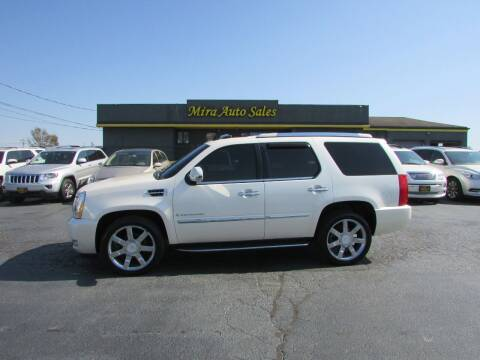 2008 Cadillac Escalade for sale at MIRA AUTO SALES in Cincinnati OH