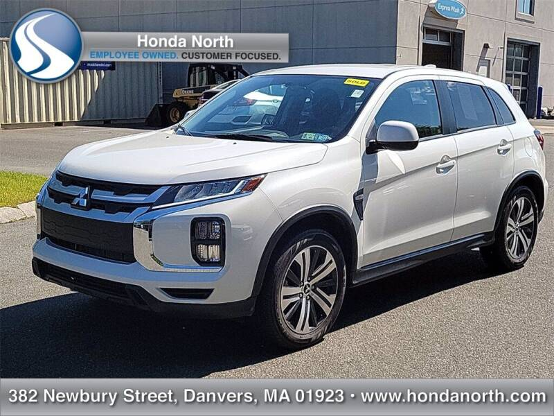 2020 Mitsubishi Outlander Sport for sale at 1 North Preowned in Danvers MA