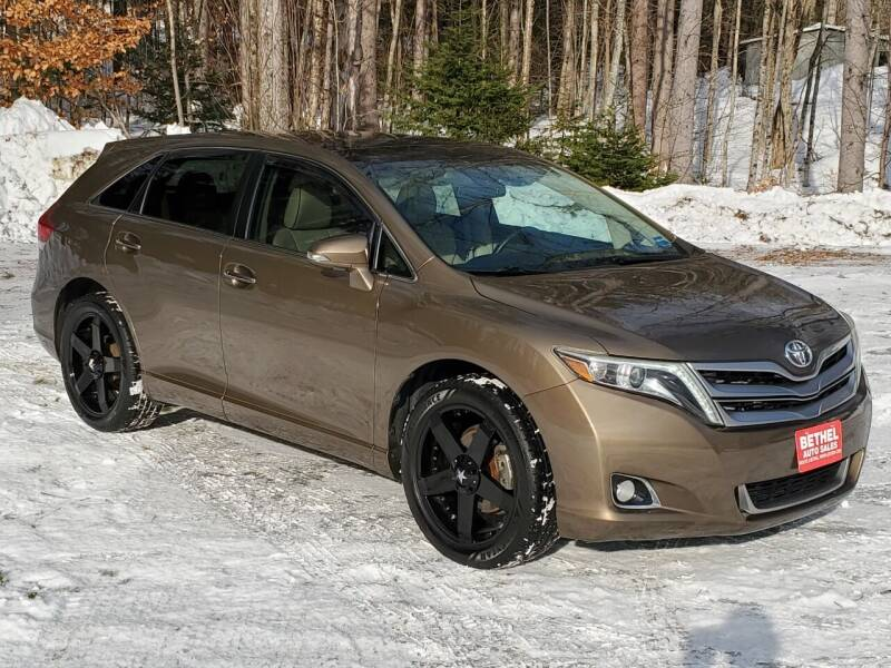 2013 Toyota Venza for sale at Bethel Auto Sales in Bethel ME