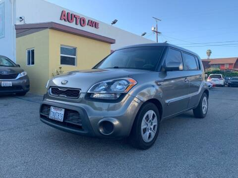 2013 Kia Soul for sale at Auto Ave in Los Angeles CA