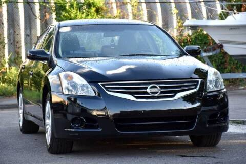 2010 Nissan Altima for sale at Wheel Deal Auto Sales LLC in Norfolk VA