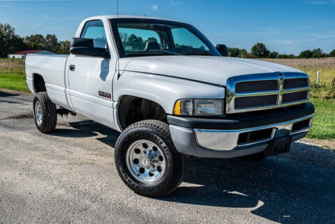 2001 Dodge Ram Pickup 2500 for sale at Fruendly Auto Source in Moscow Mills MO