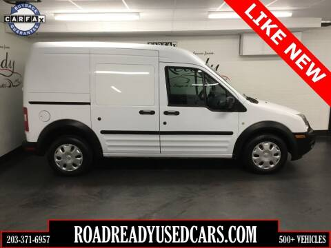 2013 Ford Transit Connect for sale at Road Ready Used Cars in Ansonia CT