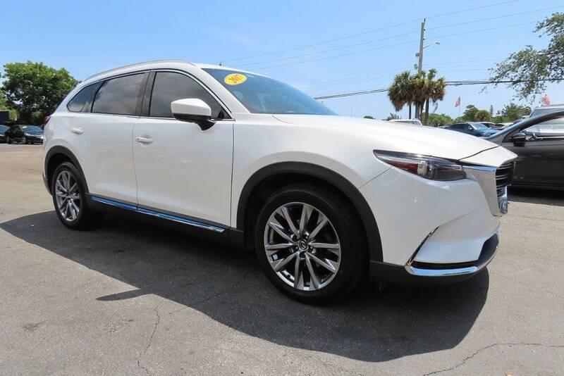 2017 Mazda CX-9 for sale in Pompano Beach, FL
