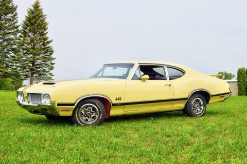 1970 Oldsmobile 442 for sale at Hooked On Classics in Watertown MN