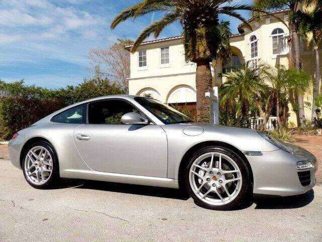 2010 Porsche 911 for sale at Lifetime Automotive Group in Pompano Beach FL