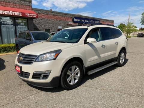 2014 Chevrolet Traverse for sale at AutoCredit SuperStore in Lowell MA