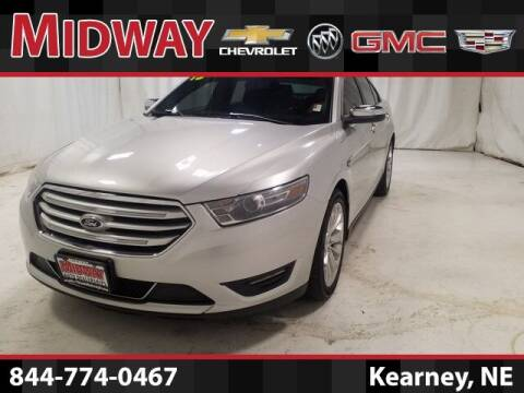 2013 Ford Taurus for sale at Midway Auto Outlet in Kearney NE