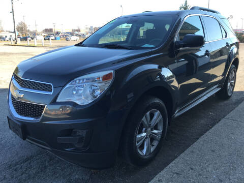 2014 Chevrolet Equinox for sale at 5 STAR MOTORS 1 & 2 in Louisville KY