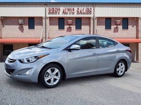 2016 Hyundai Elantra for sale at Best Auto Sales LLC in Auburn AL