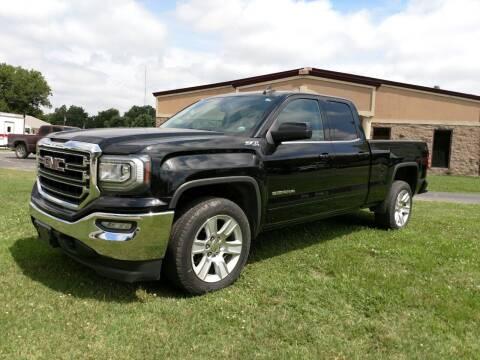 2016 GMC Sierra 1500 for sale at KW TRUCKING OF KS in Saint Paul KS