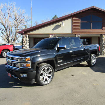 2014 Chevrolet Silverado 1500 for sale at PRIME RATE MOTORS in Sheridan WY