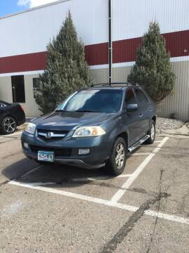 2005 Acura MDX for sale at Specialty Auto Wholesalers Inc in Eden Prairie MN