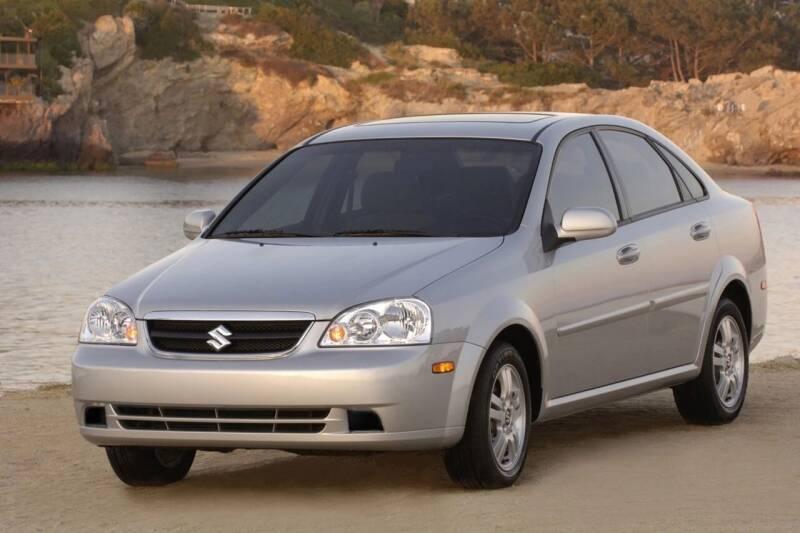 2008 Suzuki Forenza for sale at Bri's Sales, Service, & Imports in Long Beach CA