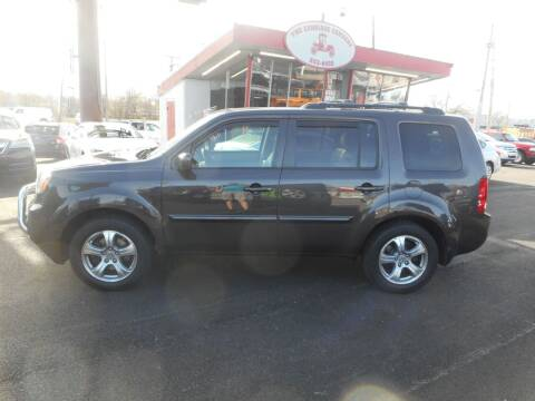 2013 Honda Pilot for sale at The Carriage Company in Lancaster OH