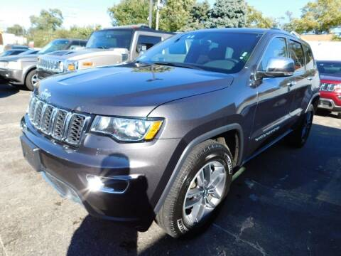 2017 Jeep Grand Cherokee for sale at Gus's Used Auto Sales in Detroit MI