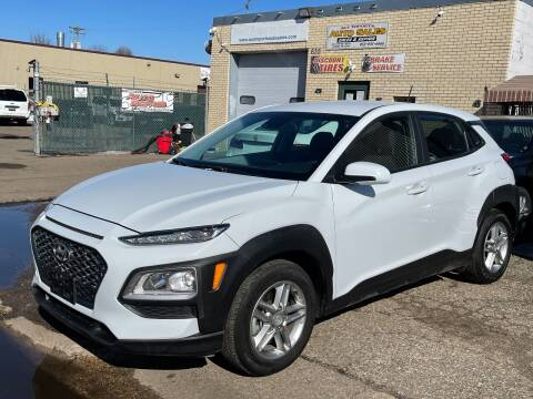 2020 Hyundai Kona for sale at ACE IMPORTS AUTO SALES INC in Hopkins MN