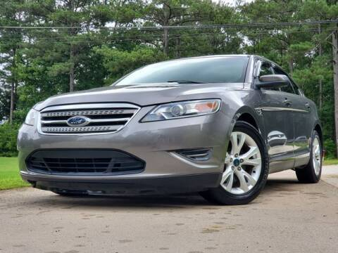 2012 Ford Taurus for sale at Dynasty Auto Brokers in Marietta GA