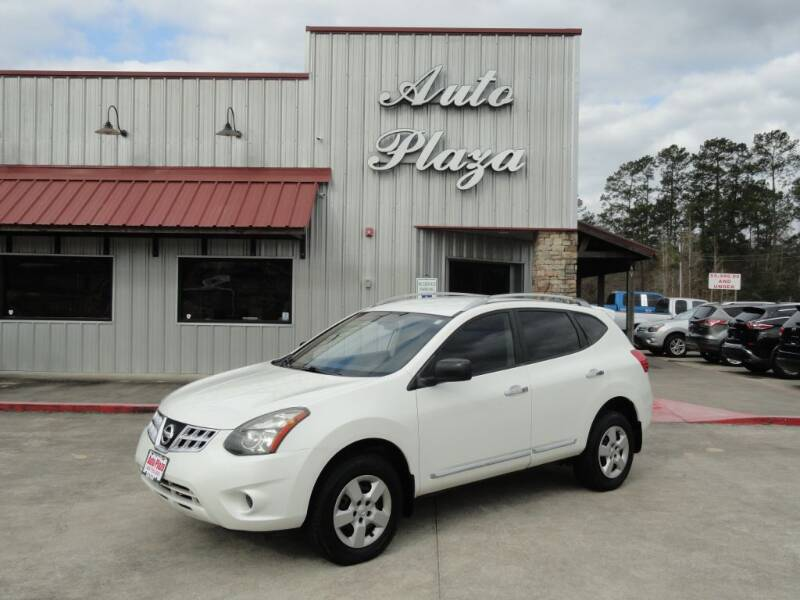 2014 Nissan Rogue Select for sale at Grantz Auto Plaza LLC in Lumberton TX