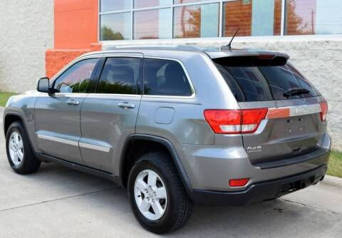 2012 Jeep Grand Cherokee for sale at Raleigh Auto Inc. in Raleigh NC
