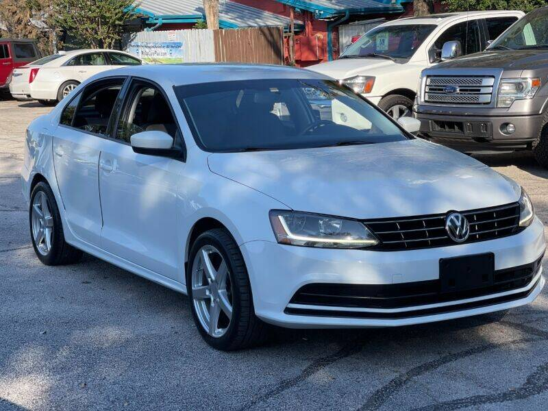 2018 Volkswagen Jetta for sale at AWESOME CARS LLC in Austin TX
