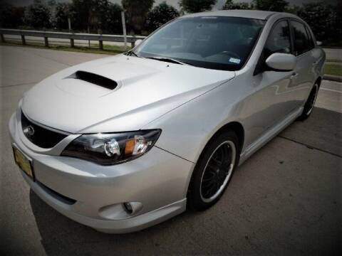 2008 Subaru Impreza for sale at SARCO ENTERPRISE inc in Houston TX