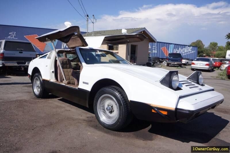 1975 Bricklin SV-1 for sale at 1 Owner Car Guy in Stevensville MT