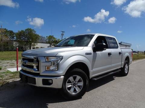 2016 Ford F-150 for sale at Port Motors in West Palm Beach FL