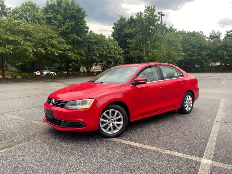 2014 Volkswagen Jetta for sale at Uniworld Auto Sales LLC. in Greensboro NC