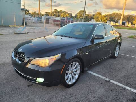 2010 BMW 5 Series for sale at UNITED AUTO BROKERS in Hollywood FL