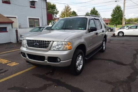 2005 Ford Explorer for sale at L&J AUTO SALES in Birdsboro PA