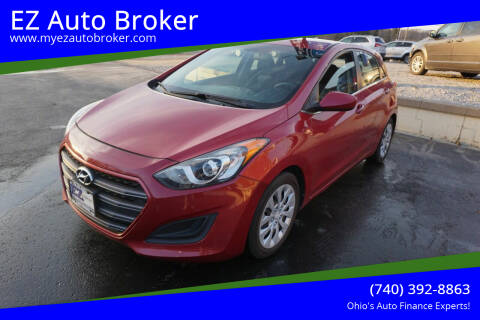 2016 Hyundai Elantra GT for sale at EZ Auto Broker in Mount Vernon OH