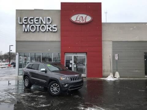 2014 Jeep Grand Cherokee for sale at Legend Motors of Waterford - Legend Motors of Ferndale in Ferndale MI