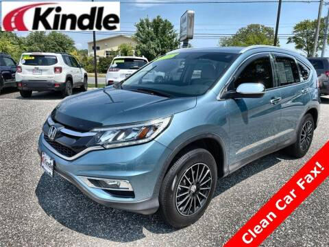 2015 Honda CR-V for sale at Kindle Auto Plaza in Cape May Court House NJ